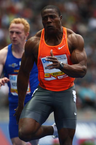 L'augmentation de la masse musculaire pour le sprint, c'est plutôt pas mauvais :)